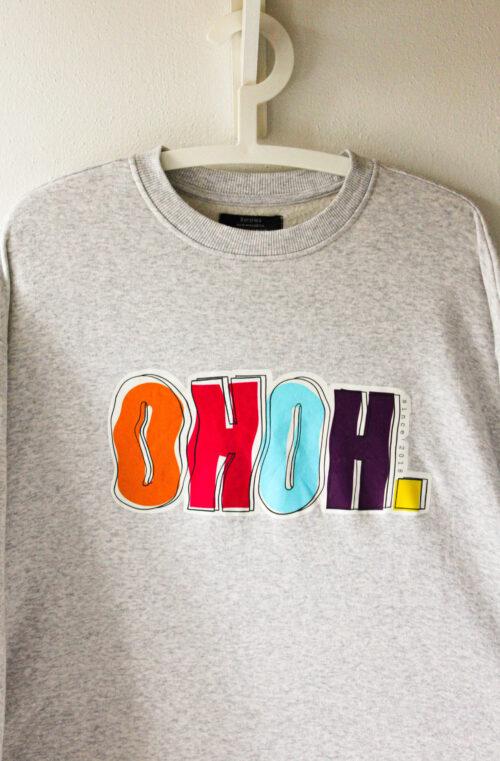 ohoh shirt transfer