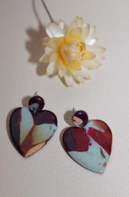 valentines hart kleur love
