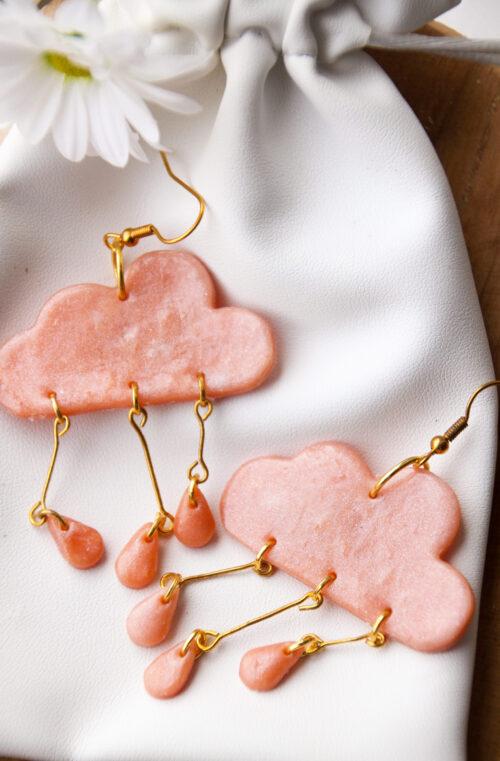 wolk roze goud