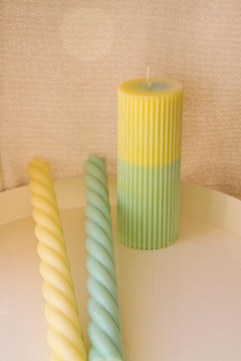 kaarsen pastel